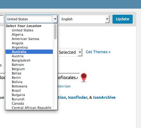 WordPress Store Locator - LotsOfLocales • Viadat
